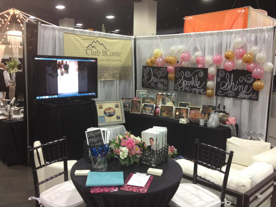 Wedding Expo Booth Ideas: Private Events Idea Share